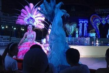 """фото Анимация, Отель """"Ravindra Beach Resort & Spa"""" 4*, Паттайя"""
