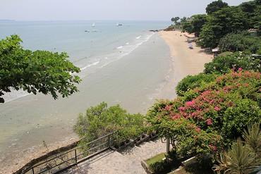 """фото пляж/море, Отель """"Asia Pattaya"""" 4*, Паттайя"""
