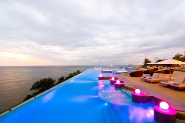 "фото Бассейн, Отель ""Royal Cliff Hotels Group"" 5*, Паттайя"