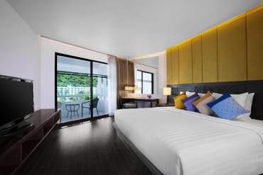 """фото номер, Отель """"Le Meridien Phuket Beach Resort"""" 5*, Пхукет"""