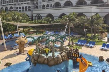 """фото Для детей, Отель """"Jumeirah Zabeel Saray"""" 5*, Дубай"""