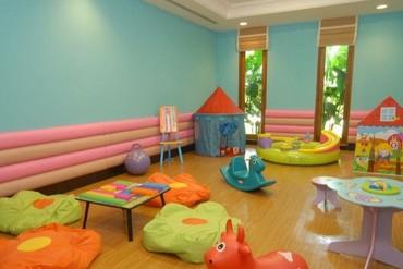 """фото Игровая комната, Отель """"Ravindra Beach Resort & Spa"""" 4*, Паттайя"""