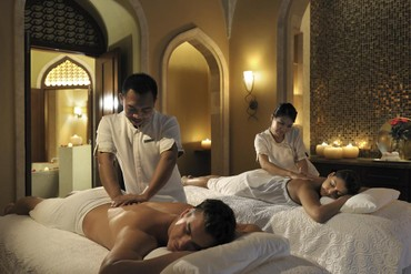 "фото Спа-услуги, Отель ""Atlantis The Palm"" 5*, Дубай"