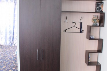 """фото Люкс 2-местный 1-комнатный с панорамными окнами(вид на море), Отель """"Савита (Николаевка)"""", Николаевка"""