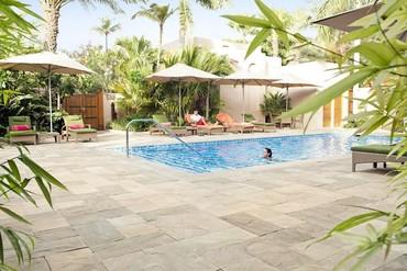 "фото Бассейн, Отель ""Madinat Jumeirah Dar Al Masyaf Summerhouse 5*"", Дубай"