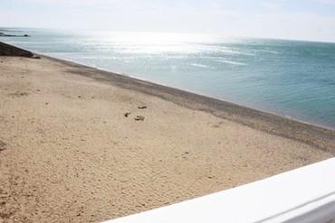 """фото Пляж, Отель """"Савита (Николаевка)"""", Николаевка"""