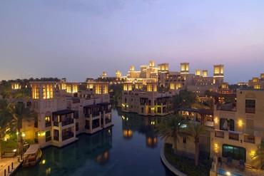 """фото Отель, Отель """"Madinat Jumeirah Dar Al Masyaf Summerhouse 5*"""", Дубай"""