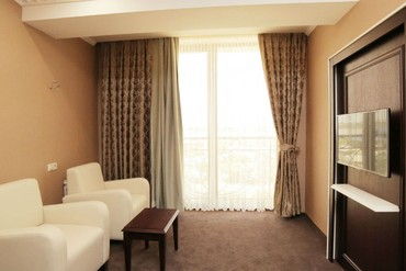 """фото Полулюкс 2-местный 2-комнатный, Отель """"Ribera Resort & SPA"""", Евпатория"""