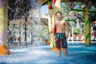 """фото Развлечение для детей, Отель """"Madinat Jumeirah Dar Al Masyaf Summerhouse 5*"""", Дубай"""