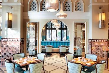 """фото Питание, Отель """"Madinat Jumeirah Dar Al Masyaf Summerhouse 5*"""", Дубай"""