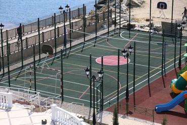 """фото Спортивная площадка, Отель """"Ribera Resort & SPA"""", Евпатория"""
