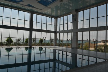 "фото Бассейн, Отель ""Ribera Resort & SPA"", Евпатория"