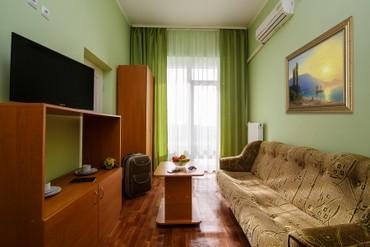 """фото Полулюкс 3-местный 2-комнатный, корпус 4, Санаторий """"Таврия"""", Евпатория"""