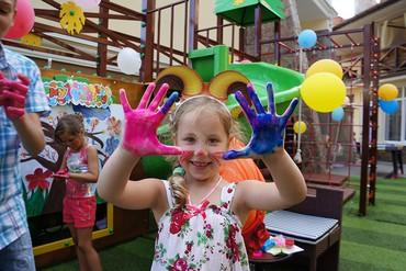 """фото Развлечение для детей, Гостиничный комплекс """"Зеленый Мыс"""", Ялта"""