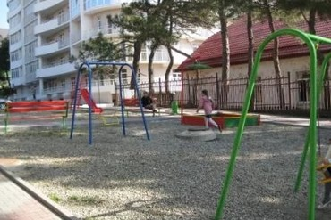 """фото развлечения для детей, Гостиница """"Плеяда"""", Геленджик"""