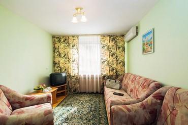 "фото Полулюкс 2-местный 2-комнатный, Пансионат ""Нева (Алушта)"", Алушта"