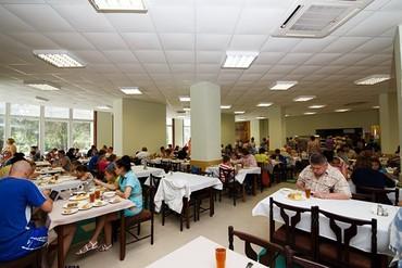 "фото Питание, Санаторий ""Таврия"", Евпатория"