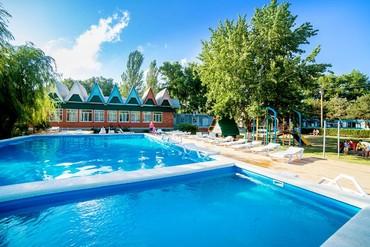 """фото бассейн, Отель """"Дельфин Курортный отель"""", Анапа"""