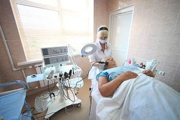 """фото Лечение, Санаторий """"Рябинушка"""", Анапа"""
