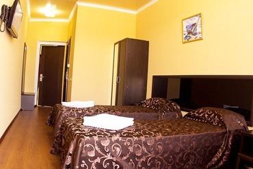 "фото Стандарт 2-местный DBL без балкона, Отель ""Белый песок"", Анапа"