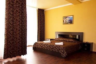 """фото Люкс 2-местный 2-комнатный, Отель """"Белый песок"""", Анапа"""