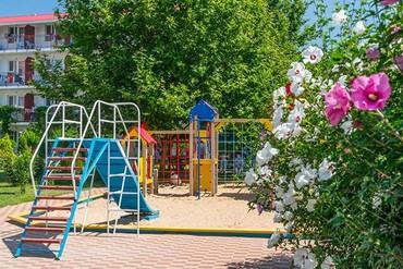 """фото развлечения для детей, Санаторий """"Бригантина (Витязево)"""", Анапа"""