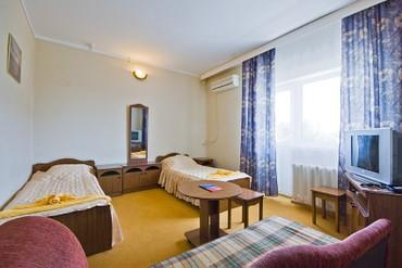 """фото Стандартный 2-местный 1-комнатный без балкона, Пансионат """"Черное море"""", Анапа"""