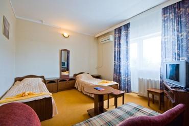 """фото Стандартный 2-местный 1-комнатный с балконом, Пансионат """"Черное море"""", Анапа"""
