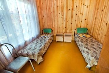 """фото Блочный 2-местный без удобств, Отель """"Дельфин Курортный отель"""", Анапа"""