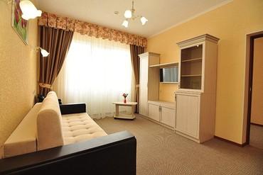 """фото Люкс 2-местный 2-комнатный, Парк-отель """"Лазурный берег (Анапа)"""", Анапа"""