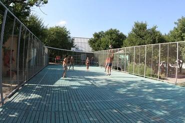 """фото Спортивная площадка, Пансионат """"Черное море"""", Анапа"""