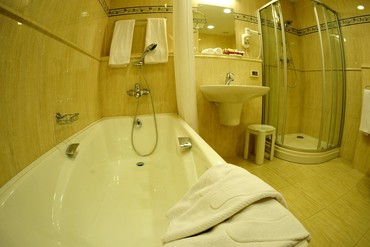 """фото LUXE 2-местный,2-комнатный, Отель """"Алые паруса (Феодосия)"""", Феодосия"""