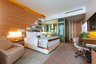 "фото Делюкс King Sea View, 2-местный, Курортный комплекс ""Mriya resort"", Ялта"