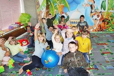 "фото Для детей, Санаторий ""им.С.М.Кирова"", Ялта"