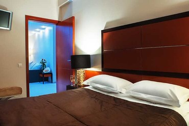 """фото Люкс 2-местный, Отель """"Porto Mare"""", Алушта"""