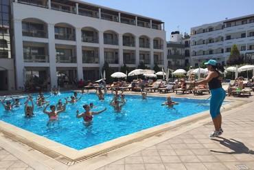 """фото развлечения, Отель """"Albatros 4*"""", Крит"""