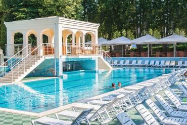 "фото бассейн, Отель ""Porto Mare"", Алушта"