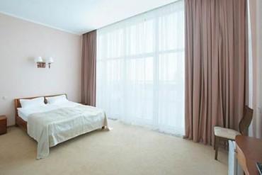 """фото Economy DBL 2-местный, корп.Парус, Отель """"Respect Hall"""", Ялта"""