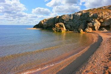 """фото Пляж, Ресторанно-Гостиничный комплекс """"La Grace"""", Керчь"""