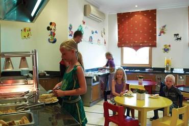 """фото детское питание, Отель """"Mitsis Rinela Beach 5*"""", Крит"""