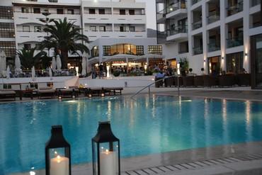 """фото бассейн, Отель """"Albatros 4*"""", Крит"""