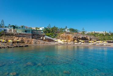 """фото Пляж, Отель """"Iberostar Creta Marine 4*"""", Крит"""