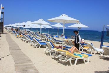 "фото Пляж, Отель ""Annabelle Beach 5*"", Крит"
