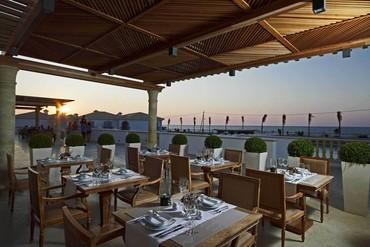 """фото Питание, Отель """"Mitsis Laguna Resort 5*"""", Крит"""