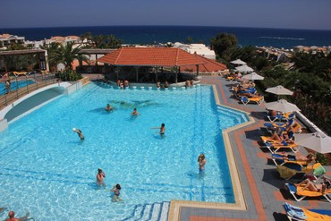 "фото Бассейн, Отель ""Annabelle Beach 5*"", Крит"