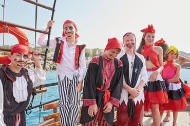 """фото развлечения для детей, Отель """"Grecotel Club Marine Palace 4*"""", Крит"""
