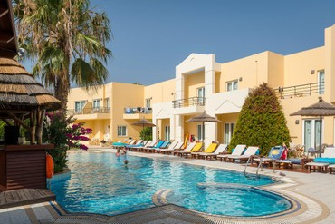 "фото бассейн, Отель ""High Beach Hotel 4*"", Крит"