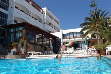 """фото развлечения для детей, Отель """"Albatros 4*"""", Крит"""