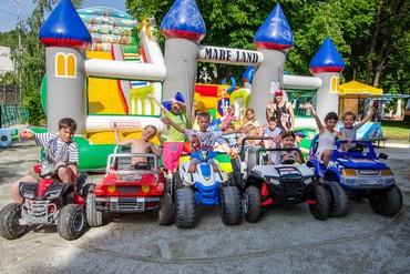 """фото развлечения для детей, Отель """"Porto Mare"""", Алушта"""