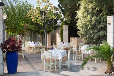 """фото Питание, Отель """"Cretan Malia 4*"""", Крит"""